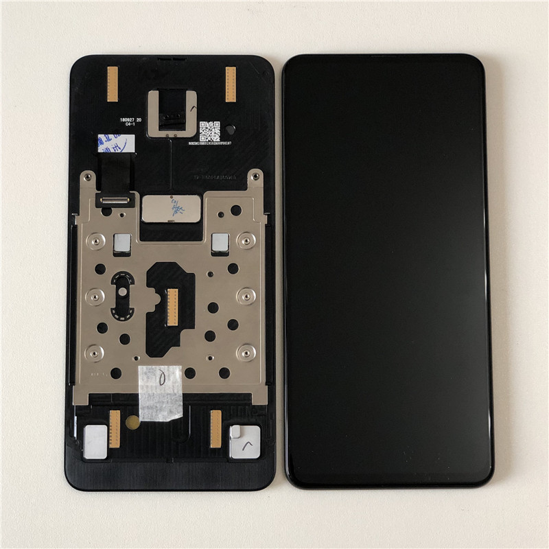 "Original M&Sen 6.39"" For Xiaomi Mi Mix3 MiMix 3 MI MIX 3 Super AMOLED LCD Display Screen With Frame+Touch Panel Screen Digitizer"