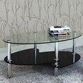 VidaXL уличные столы из закаленного стекла металлическая рамка в сборе современный журнальный столик для кафе мебель для дома журнальный стол...