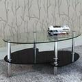 VidaXL уличные столы из закаленного стекла с металлической рамкой в сборе  современный стол для кафе  мебель для дома  журнальный столик для го...