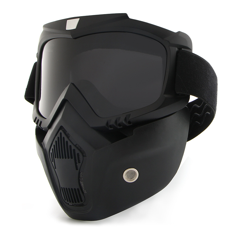 Outdoor Sports Anti-pollution Cycling Masks Bicycle Ski Riding Training Mask UV Protect Full Bike Face Mask Cycling Mask