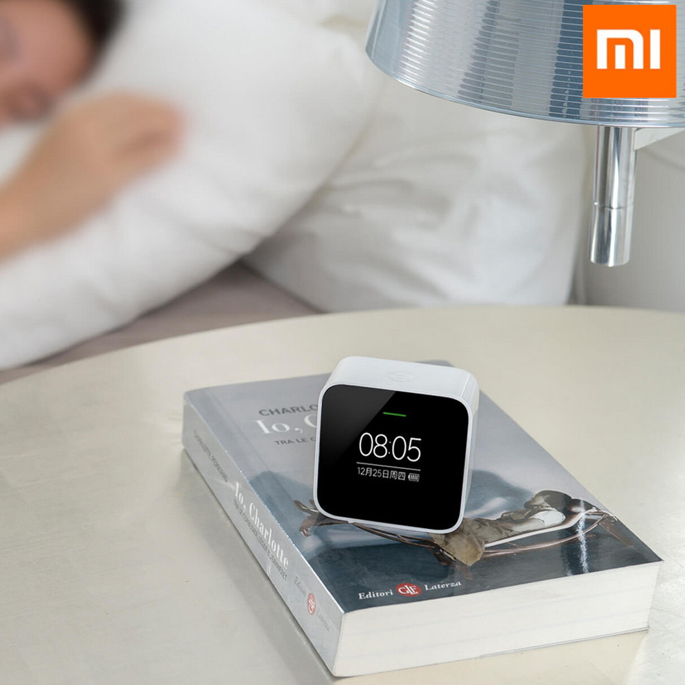 Xiaomi Mijia PM2.5 Detector OLED Screen Portable Work Mi Air Purifier For Smart Home Air Quality Monitor 3 Axis Handheld Gimbal