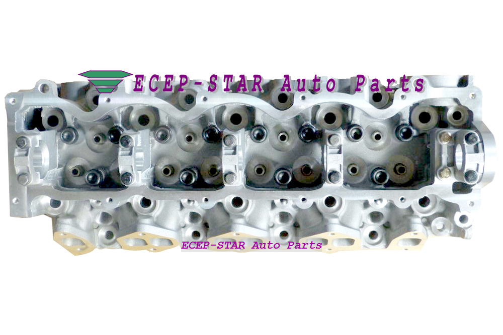 908 744 908744 <font><b>WL</b></font> WLT <font><b>Engine</b></font> Cylinder Head For Ford Ranger For Mazda MPV B2500 2499C 2.5L SOHC 12V 98- WL11-10-100E WL51-10-100C image