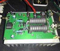 180W HF Linear High Frequency RF SSB CW Power Amplifier Amateur FM Radio Station DIY KITS For Transceiver Intercom Radio HF FM