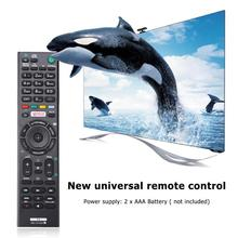 Replacement Remote Control for Sony RMT-TX100U KDL-55W800C KDL-75W850C XBR-65X93