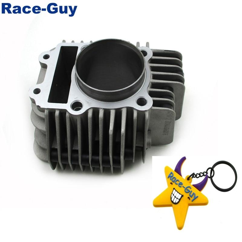 Цилиндр двигателя для Zongshen Z155 150cc 160cc Pit Dirt Bike Stomp Demon X WPB Orion M2R Lucky MX Braaap Pitster Pro DHZ SSR