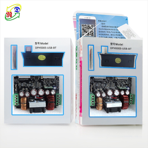 Image 5 - Понижающий преобразователь RD DPH5005, программируемый источник питания постоянного напряжения и тока с цифровым управлением, цветной ЖК дисплей, вольтметр, 50 в, 5 А