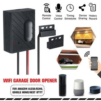 Para-eWeLink-o-Tuya-WiFi-interruptor-de-puerta-de-garaje-controlador-para-coche-abridor-de-puerta