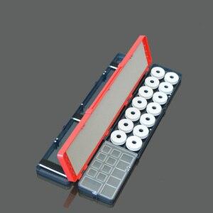 Image 2 - 전문 다기능 플로트 낚시 라인 박스 와인딩 보드 액세서리 스토리지 케이스 낚시 태클 박스
