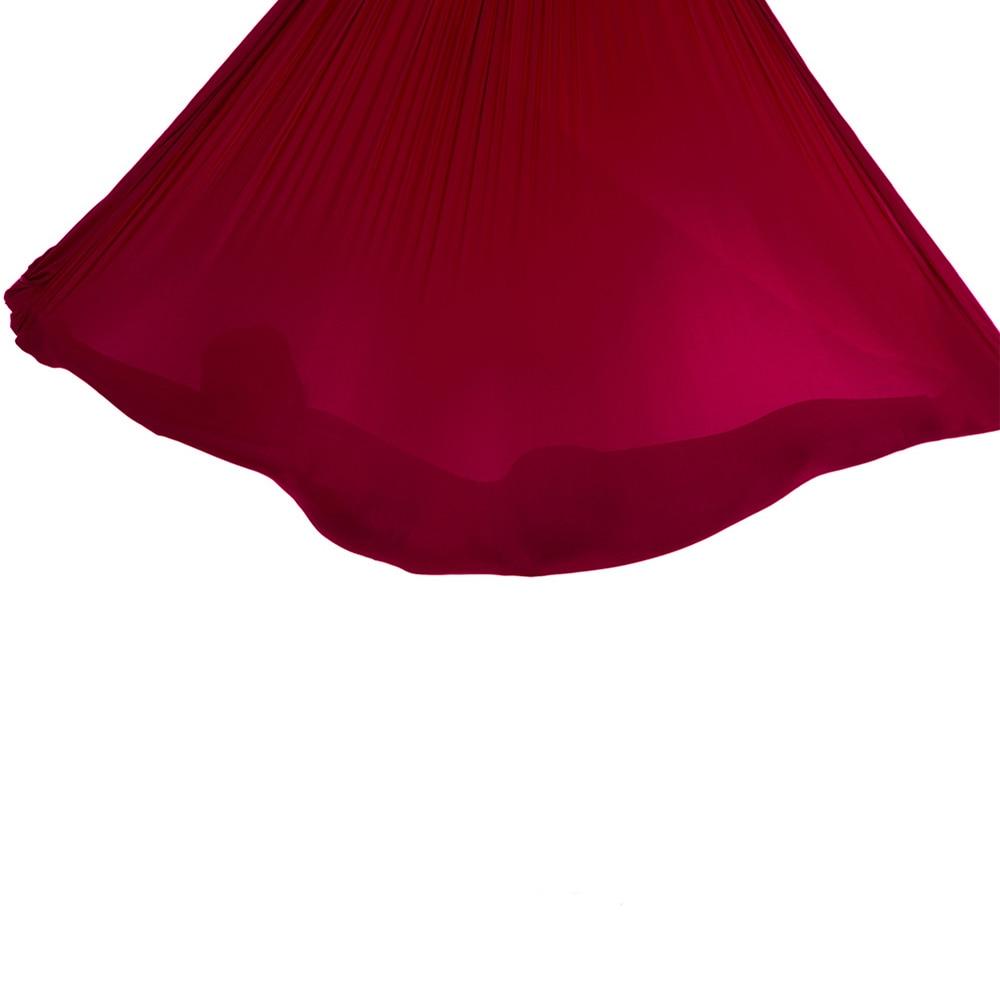 Aerial Yoga Hammock 5m X 2 8m Yoga Swing Durable Aerial Anti gravity Yoga Practicing Trapeze