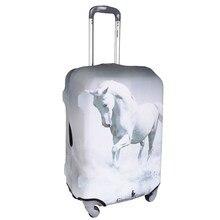 Защитное покрытие для чемодана Horse on clouds 9002 M