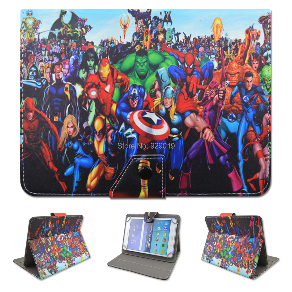 Universal Case For Huawei Mediapad T2 7.0 Pro Cover PU Leather Protective Tablet For HUAWEI Youth PLE-701L PLE-703L Protector