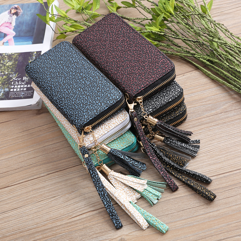 Brand New Large Capacity Women's Card Wallet Casual Casual T