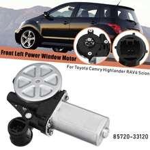 Двигатель переднего правого левого пассажирского стеклоподъемника для Toyota RAV4 Camry Highlander Scion 8571042070 47-10009