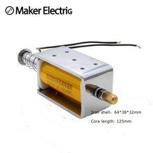 Электромагнитный Электрический электромагнитный замок для дверного