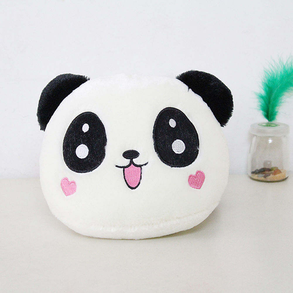 Quality Lying Down Cute PANDA BEAR Stuffed Plush Animals Animal Plush Soft Toy Cute Doll Gift