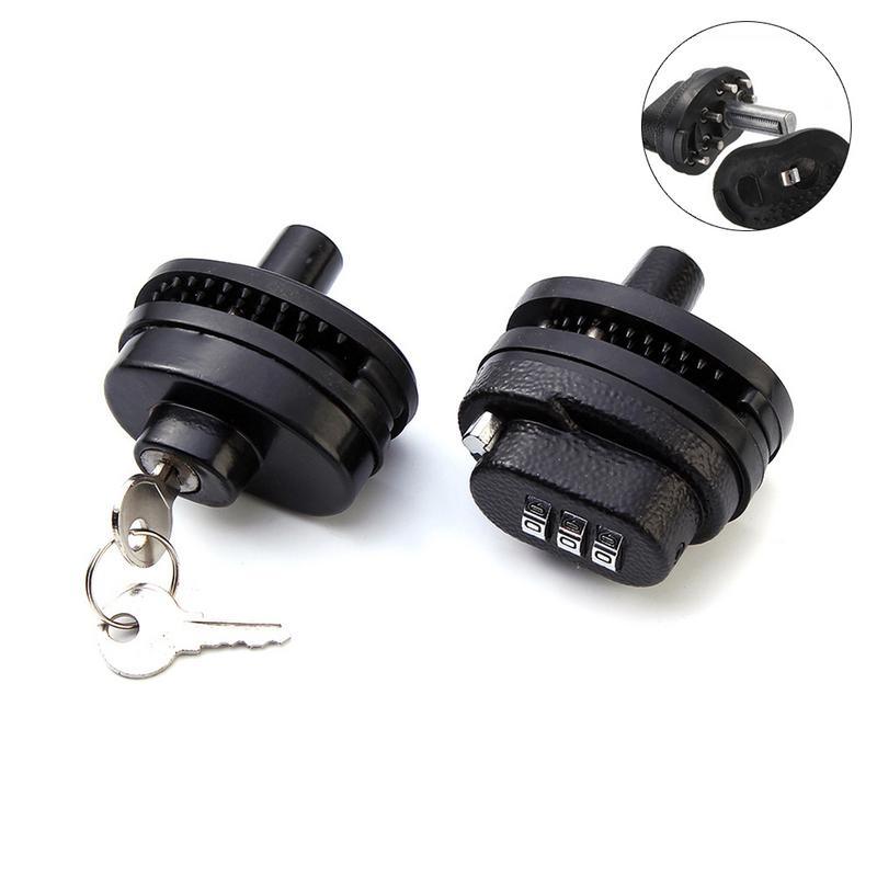 Firearms Anti-Fire Safety Trigger Lock Outdoor Accidental Safety Pistol Lock