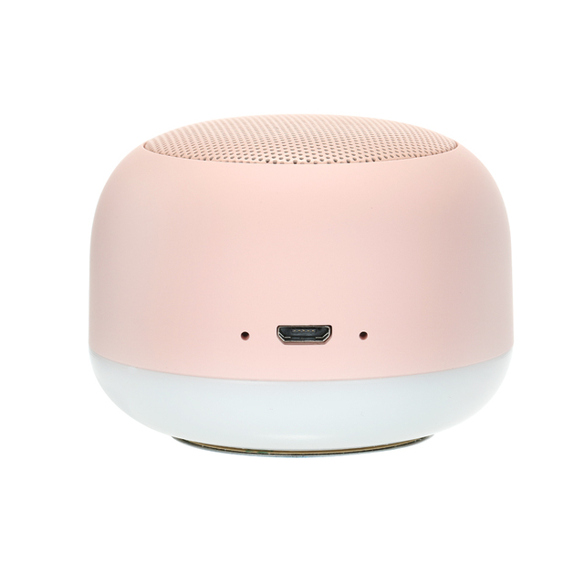 Portable Wireless Night Light BT Speaker  with Broad Compatibility for Party, Car, Beach & Outdoor  loudspeaker Voice Control