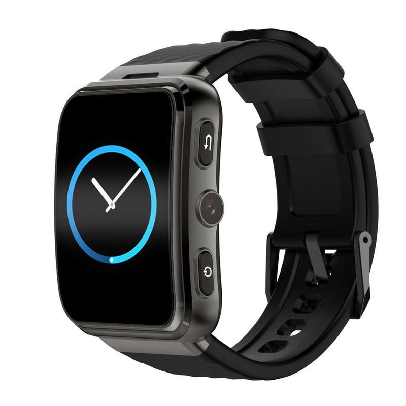 W105 montre intelligente 3G Android 5.1 Bluetooth écran tactile Android surveillance de la fréquence cardiaque Sport hommes femmes smartregardé avec carte SIM