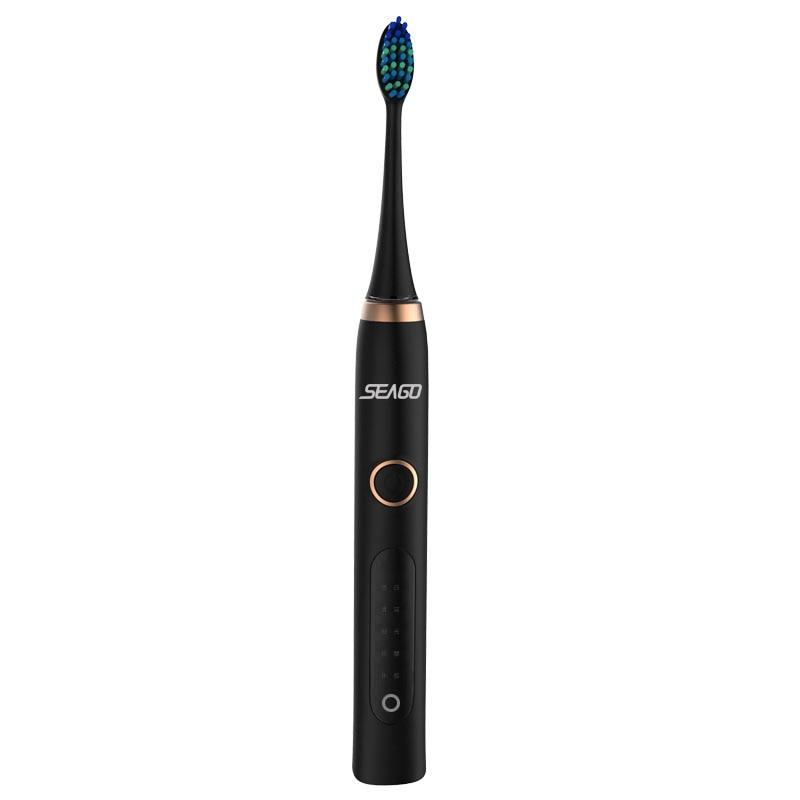 EAS-SEAGO inductif de charge intelligent ondes Sonores brosse à dents électrique SG986