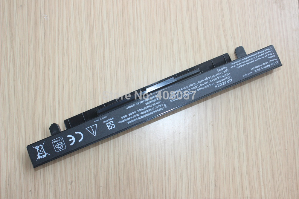 Image 3 - HSW 4Cell laptop Battery For Asus R510C R510D R510E R510L R510V x550 X550A X550C X550EA for A41 X550 A41 X550A-in Laptop Batteries from Computer & Office
