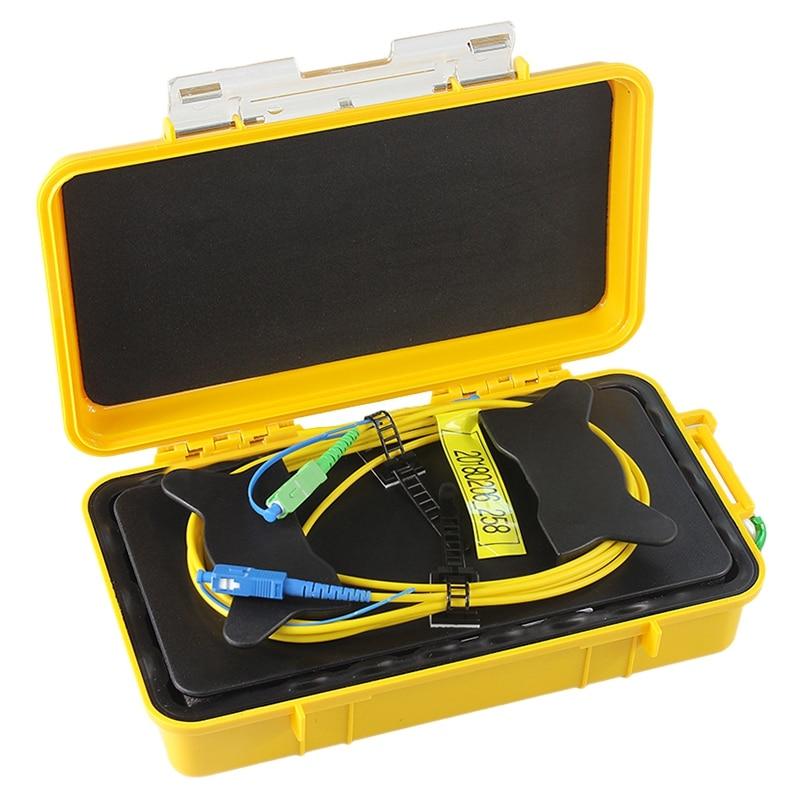 Sc/Upc-Sc/Apc Dead Zone Eliminator,Fiber Rings ,Fiber Optic Launch Cable Box For Otdr 1Km Sm 1310/1550NmSc/Upc-Sc/Apc Dead Zone Eliminator,Fiber Rings ,Fiber Optic Launch Cable Box For Otdr 1Km Sm 1310/1550Nm