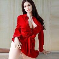 Новый 165 см с огромной грудью реалистичные Реалистичная секс кукла влагалище оральный любовь куклы влагалище реального киска секс продукт