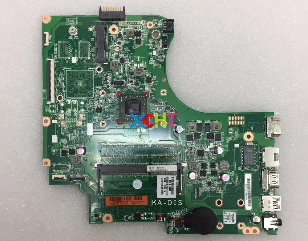 747150-601 747150-001 747150-501 w A6-5200 CPU UMA memory for HP 15-D Series 255 G2 PC Laptop Motherboard Mainboard Tested747150-601 747150-001 747150-501 w A6-5200 CPU UMA memory for HP 15-D Series 255 G2 PC Laptop Motherboard Mainboard Tested