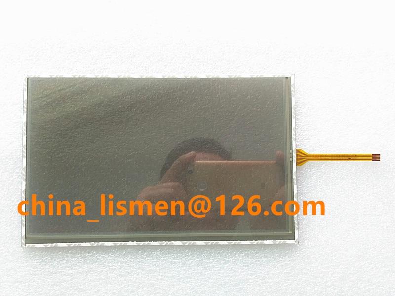 1 Piece 8 Inch 4 Pins Black Glass Touch Screen Panel Digitizer Lens For Range Rover Car Lq080y5dw30 Lq080y5de30 Lcd