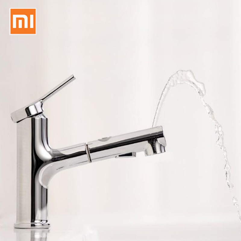 Xiaomi DABAI Bathroom Basin Sink Faucet Gargle Brushing 2 Mode Mixer Bathtub FaucetXiaomi DABAI Bathroom Basin Sink Faucet Gargle Brushing 2 Mode Mixer Bathtub Faucet