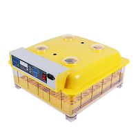 Home use mini 48 eggs poultry chicken egg incubator hatching eggs egg hatchery machine automatic incubator and hatcher