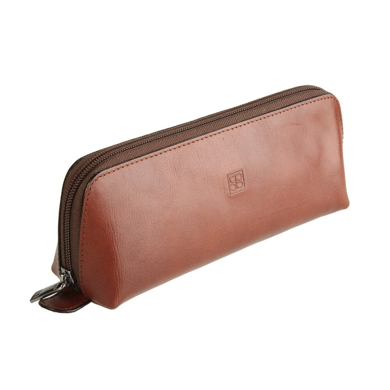 Фото - Cosmetic Bags & Cases SergioBelotti 1808 milano brown cosmetic bags