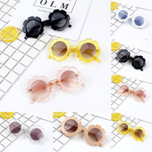 Очки с пластиковой оправой для малышей, детские очки унисекс, детские солнцезащитные очки, оправы для очков