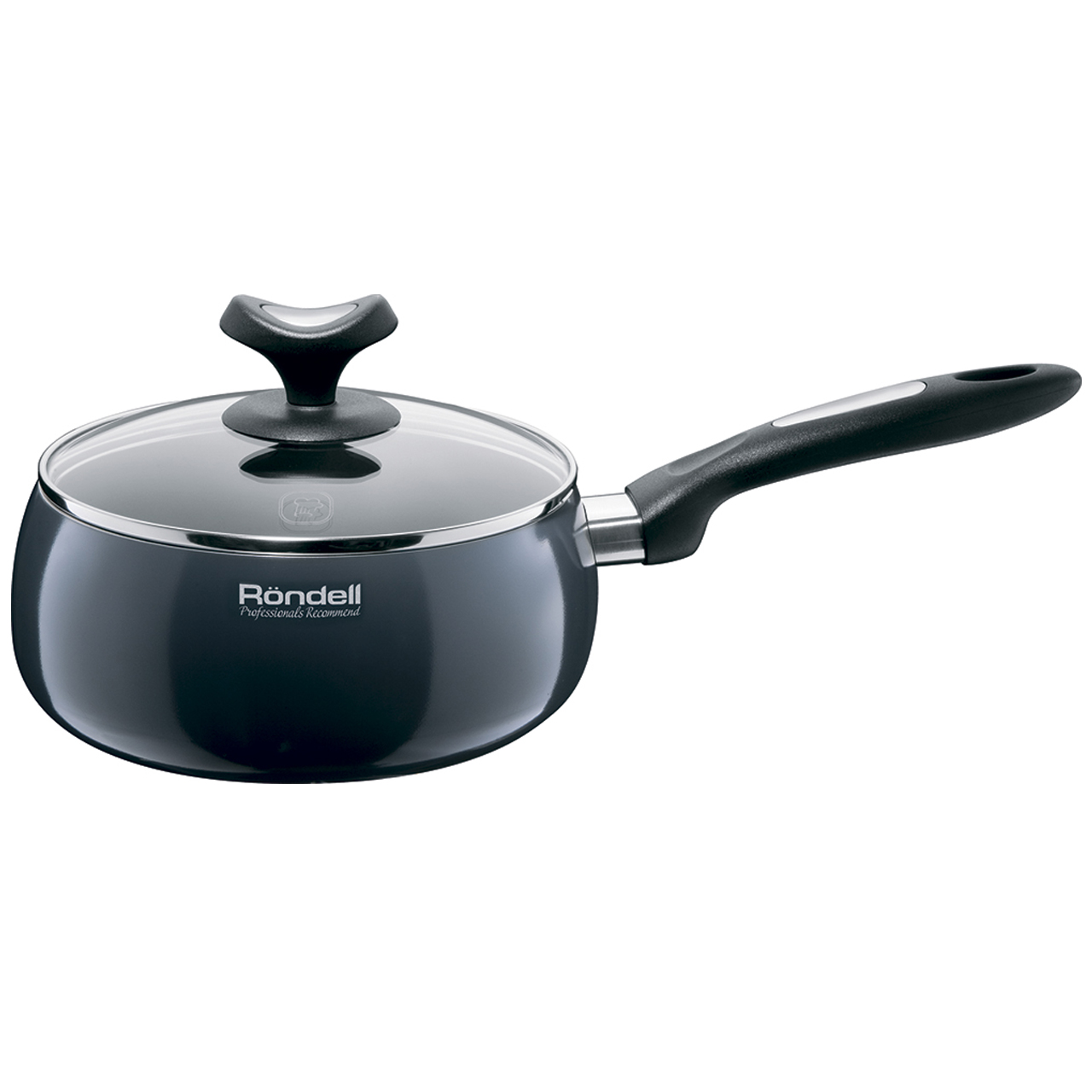 лучшая цена Bucket with lid Rondell Delice lid 18cm (2,5 l) RDA-080