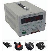 Регулируемый импульсный регулятор DC блок питания LW-3010KD 0-30 в 0-30A телефон ноутбук ремонт 220 В/110 В отображение напряжения на светодиодном диспл...