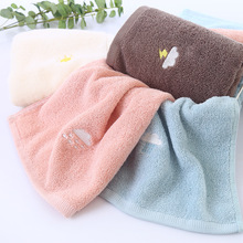 Manufacturer Direct Cotton Bath Towel Plain Embroidered Towels Weather a Beach Gift Custom of Stainless Steel Welding
