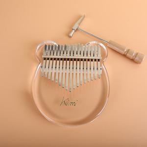 17 key Kalimba Acrylic Thumb P
