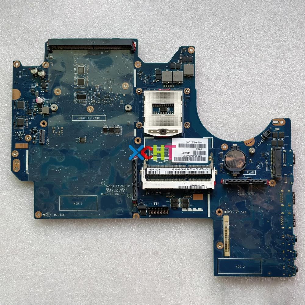 For Dell Alienware M17X R5 CN 02XJJ7 02XJJ7 2XJJ7 LA 9331P Laptop Motherboard Mainboard Tested