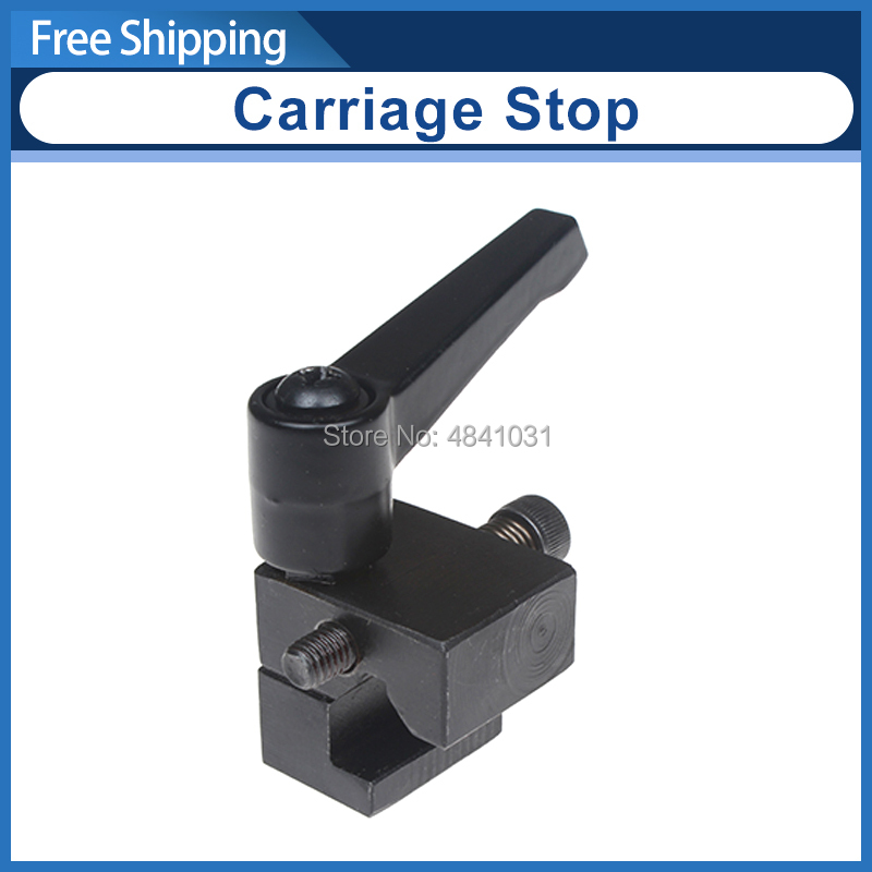 50mm Carriage Stop/Carriage Stop With Lever/SIEG Limiting Stopper/C2/C3/SC2/CJ0618/ S/N:10182