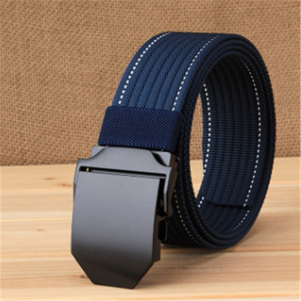 Men Leather Belts metal Buckle Fashion Designer Jeans Waist Belt