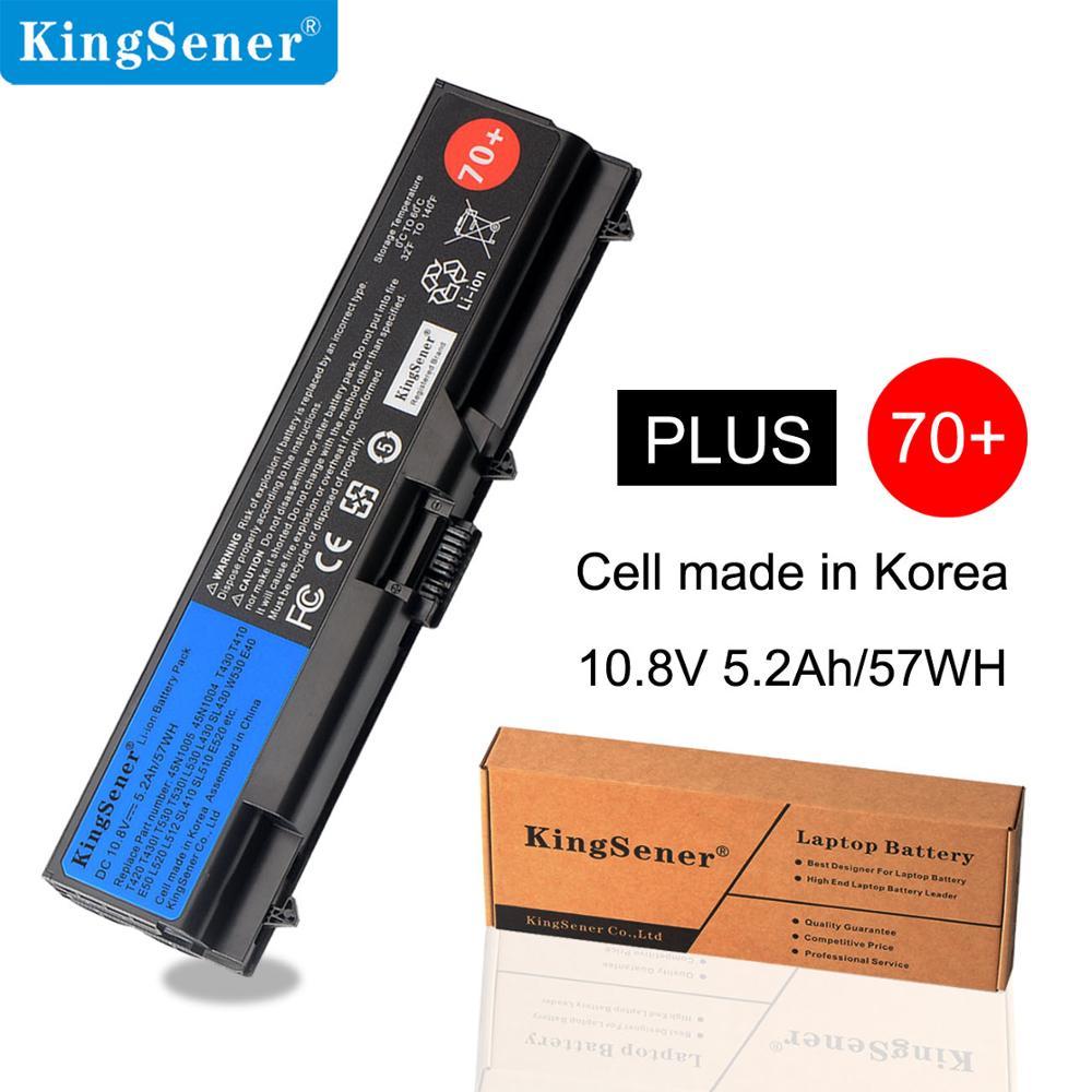 KingSener 10.8 V 57WH Ordinateur Portable batterie pour lenovo ThinkPad T430 T430I L430 T530 T530I L530 W530 45N1005 45N1004 45N1001 45N1000