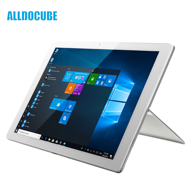 Original Box Alldocube iWork 3X 6GB RAM 128GB ROM Intel Apllo Lake Celeron N3450 12.3 Inch Windows 10 2 in 1 Tablet PC HDMI