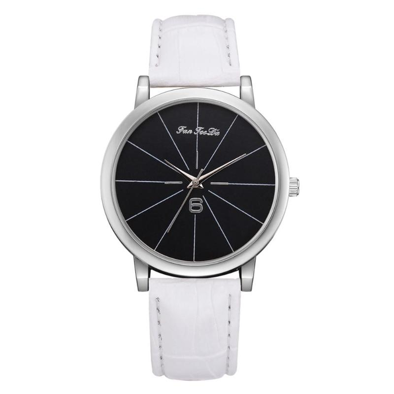 <font><b>Fashion</b></font> <font><b>Unisex</b></font> <font><b>Montre</b></font> <font><b>Femme</b></font> <font><b>Reloj</b></font> <font><b>Mujer</b></font> PU <font><b>Leather</b></font> Men's Watch Quartz Business Wrist Watches Women image