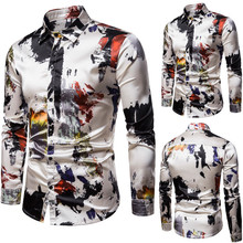 Galeria de italian dress shirts por Atacado - Compre Lotes de italian dress  shirts a Preços Baixos em Aliexpress.com 7689815780a9