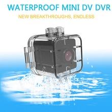 Водонепроницаемая мини-камера SQ12 HD камера ночного видения Видеокамера 1080P DV видео рекордер инфракрасная Автомобильная dvr камера