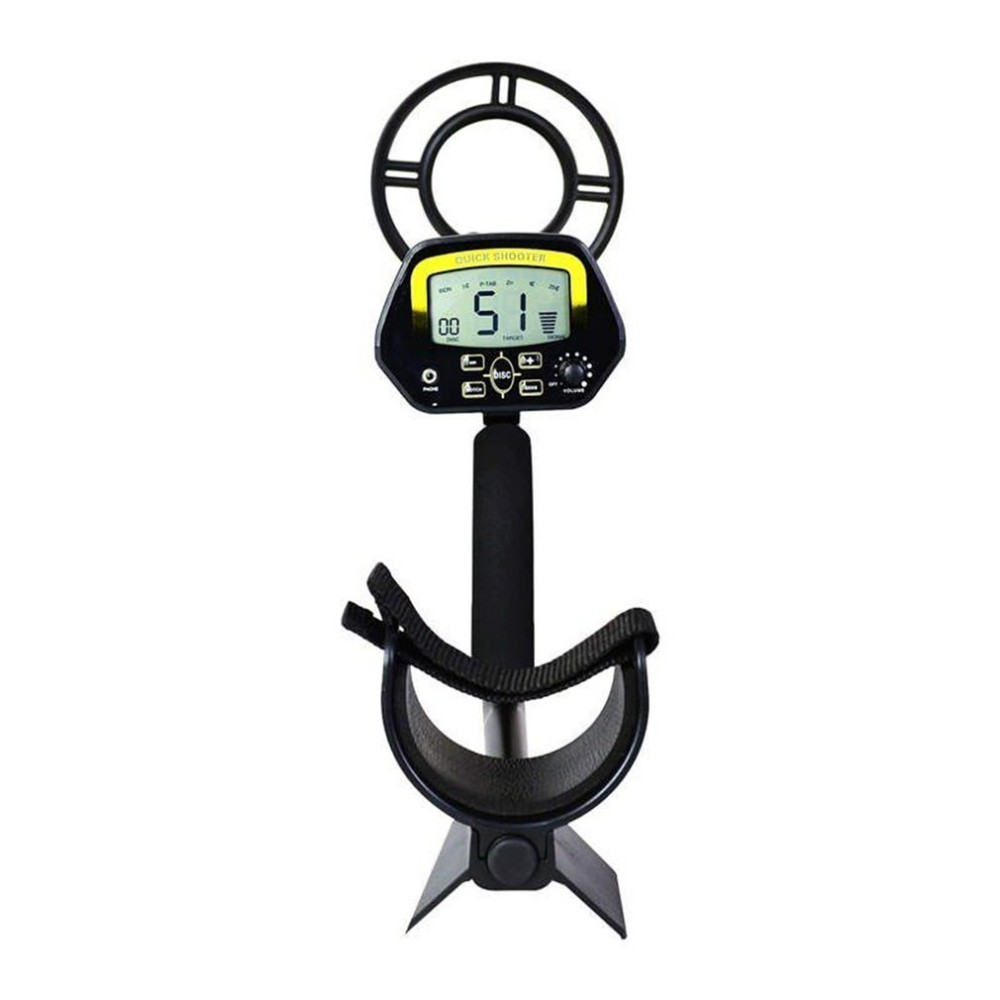 Metal Detector Underground Beach Searching Machine Hine Coin Digger Sound Mode Game Security Drop Shipping|Security Metal Detectors|Security & Protection - title=