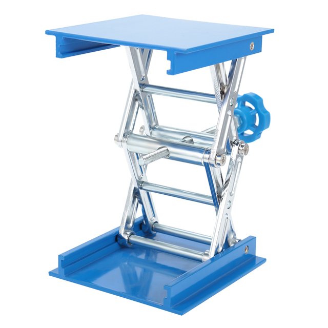 Lifting Rack Durable for Laboratory for Experiment Platform Black handle