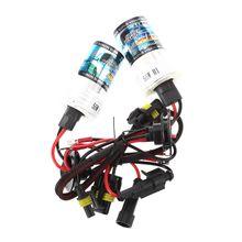 2 Stk.55W ксеноновые лампы авто лампы светильник лампа комплект головной светильник, работающего на постоянном токе 12 В(H1 8000 K