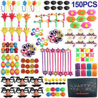 Birthday Party Gift Favors Small Bulk Toys Pinata Prizes Game Party Supplies 150/120/100 Pcs Kids Puzzle Toy Giveaways Prizes