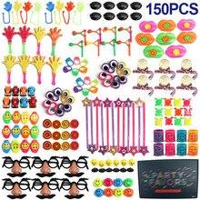 Doğum günü partisi hediye iyilik küçük toplu oyuncak Pinata ödüller oyun parti malzemeleri 150/130/120/100 adet çocuk bulmaca oyuncak hediye ödülleri