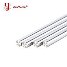 1 шт. OD 8 мм x 200 мм гильзы цилиндра рельс линейный вал оптическая ось хром для 3d принтер аксессуар для ЧПУ
